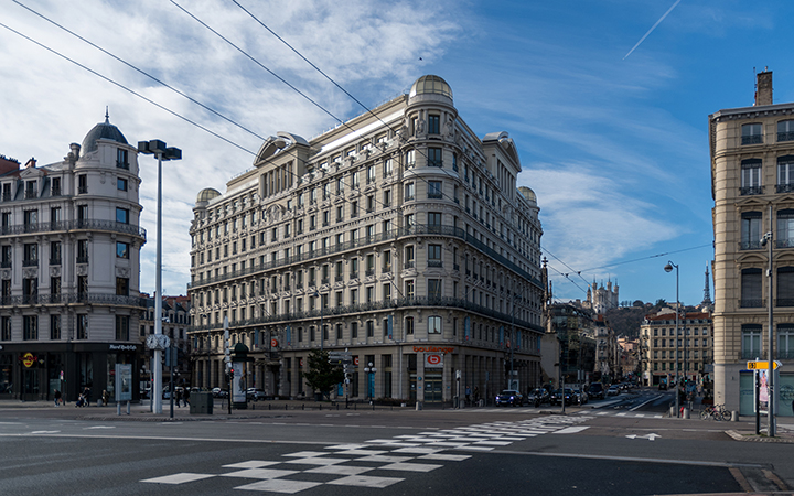 Evotion, Lyon, gestion location, syndic, vente, transaction
